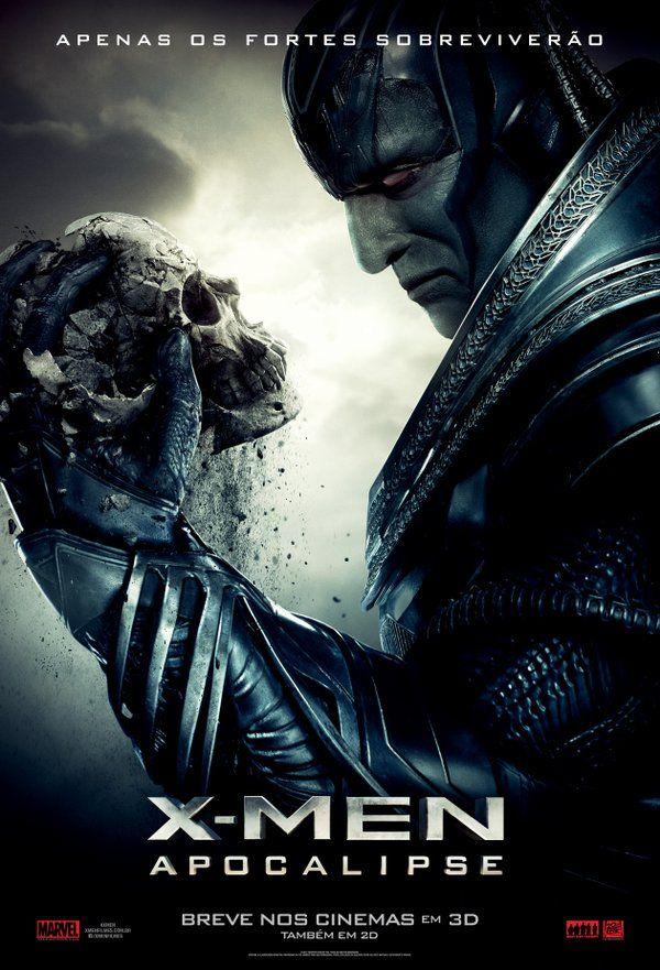 X-Men: Apocalipse: Fotos X-Men: Apocalipse : Poster