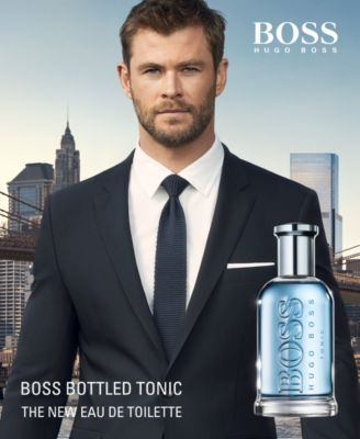 9baea78f481 Hugo Boss Boss Bottled Tonic Eau de Toilette Spray, 3.3 oz., Created for  Macy's