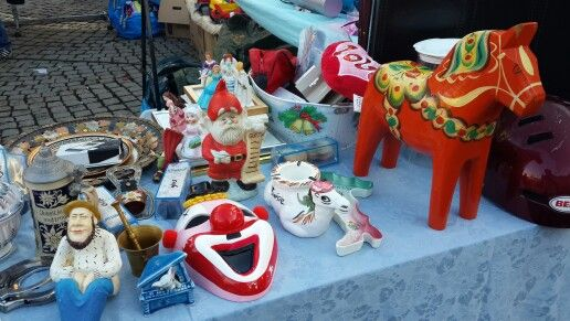 Flea market / Bit Pazarı