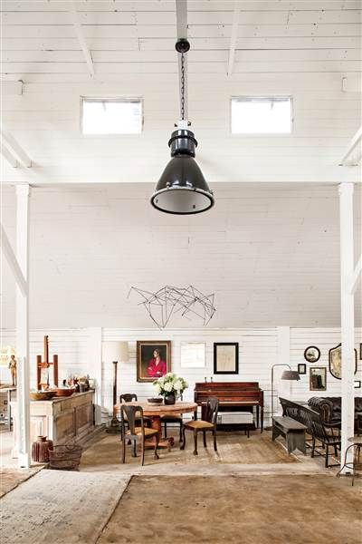 Read about Ellen DeGeneres' horse ranch and get her design tips from this project in an excerpt from her new book.