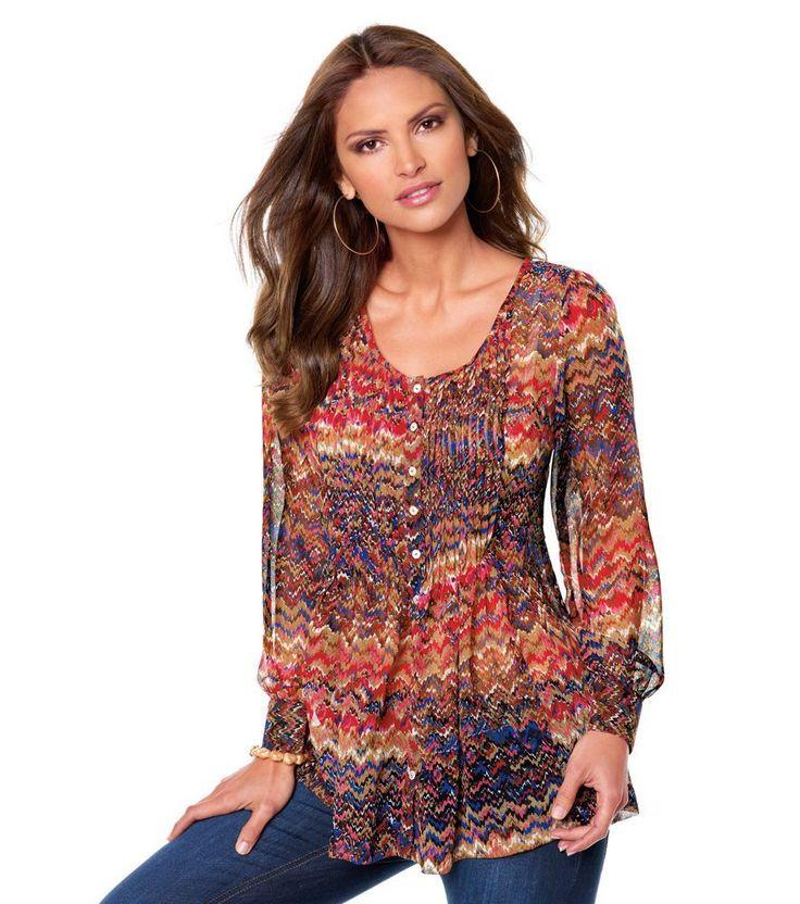 como hacer una blusa tunicas romanticas - Buscar con Google
