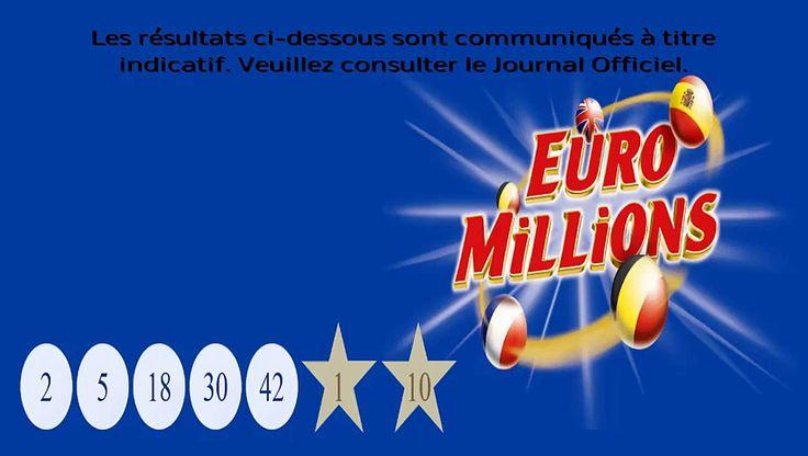 Les résultats de l'Euromillions du 17 février 2015