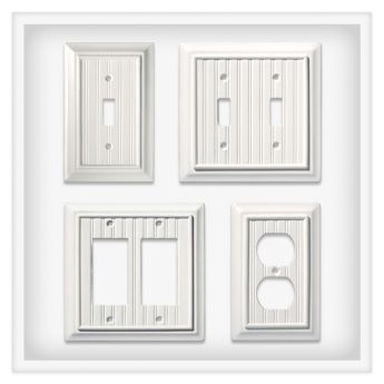 These Decorative Wall And Switch Plate Covers Are A Quick Way To Give A  Room A Fresh Look! Browse Through Dozens Of Styles, Finishes And  Configurations.