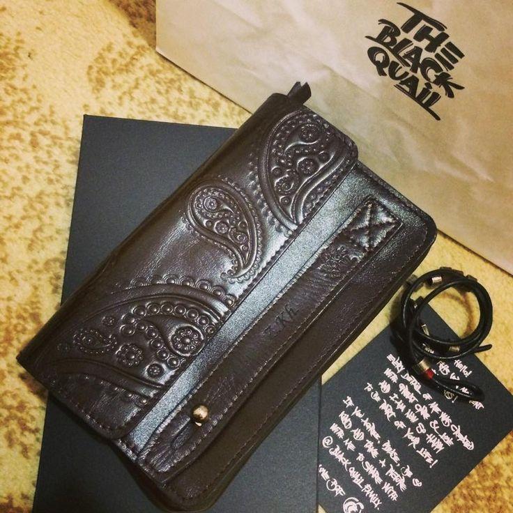 Кожаная барсетка с гравировкой инициалов / Leather man's handbag with initials #theblackquail #bornInUzbekistan