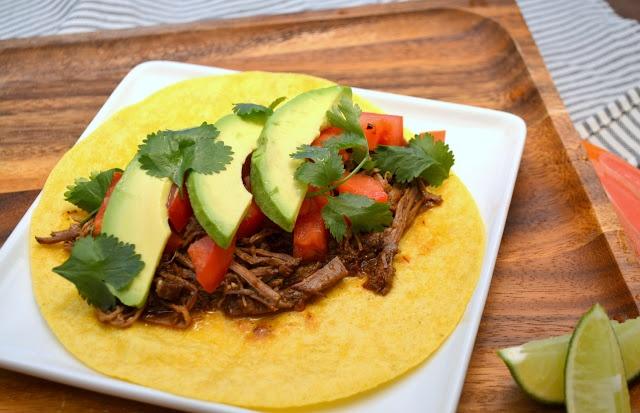 Beef Barbacoa Tacos | Food-Mexican | Pinterest