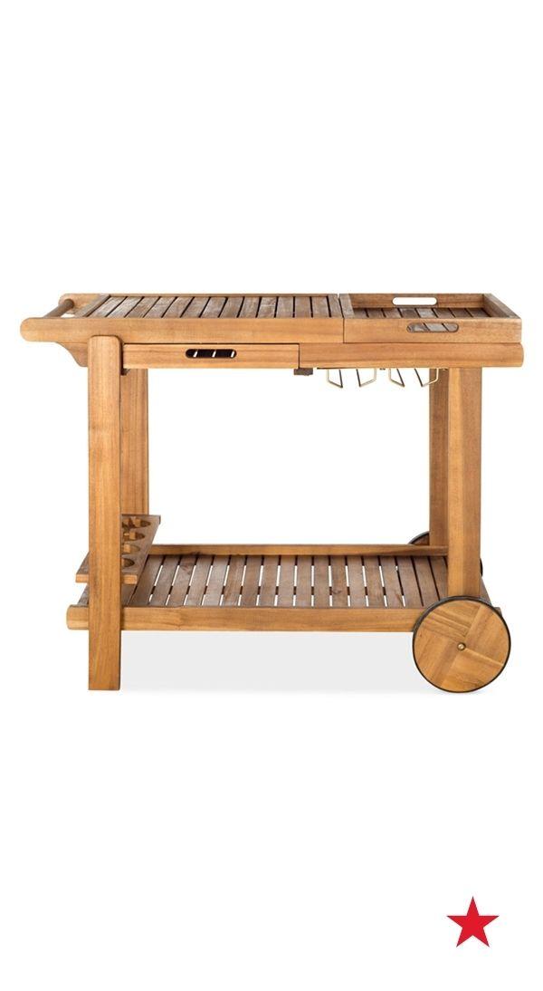 Best 25 outdoor serving cart ideas on pinterest outdoor for Outdoor serving bar plans