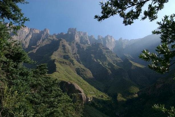 Drakensburg Mountains South Africa