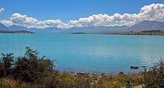 Lake Takapo