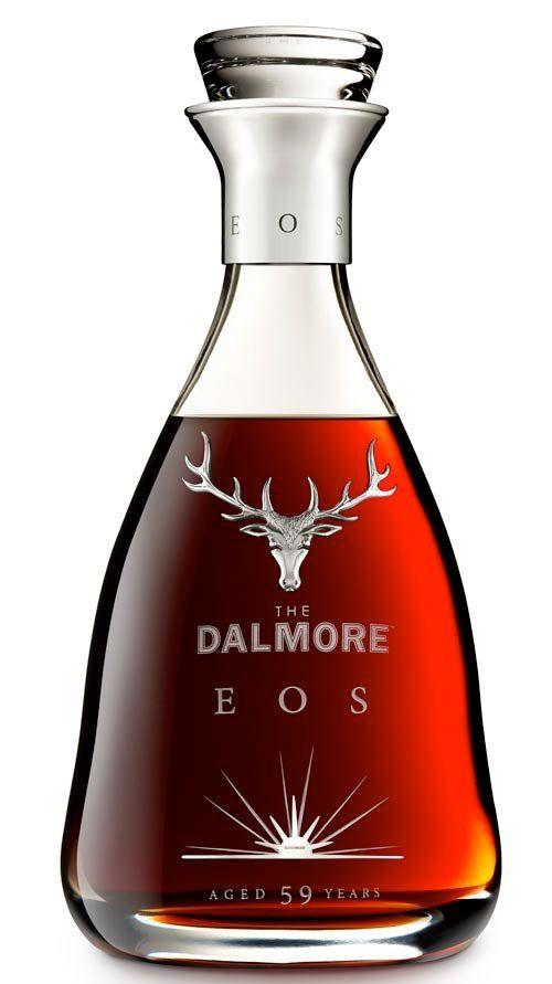 El whisky The Dalmore EOS es el nuevo icono de The Dalmore, un whisky de malta de 59 años.