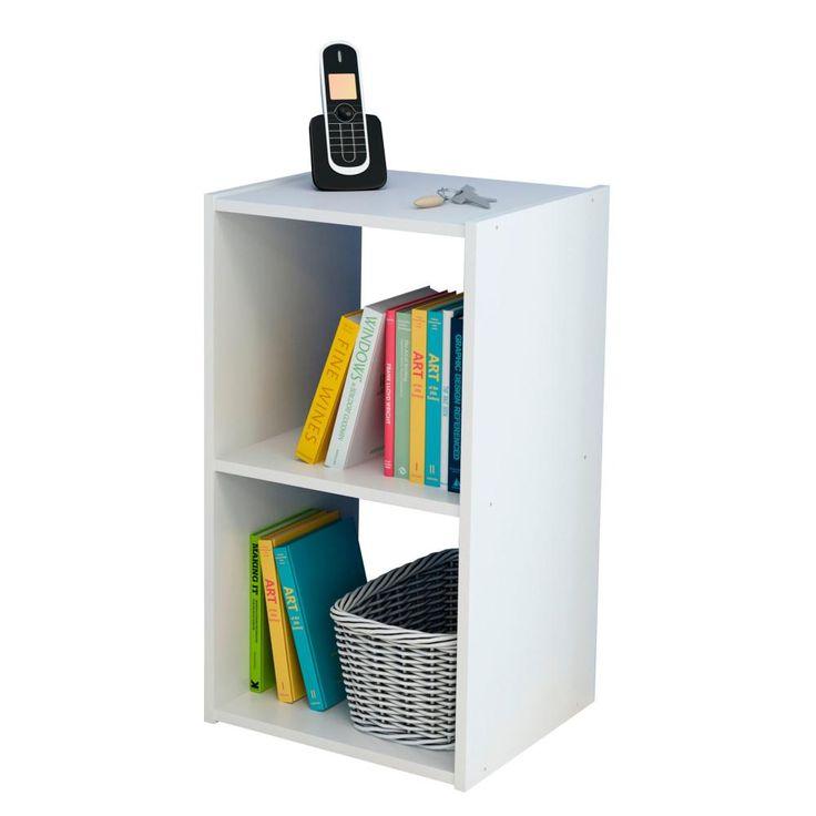 Compra tu Cubo Organizador Doble Color Blanco  en cuotas con tarjetas de crédito…