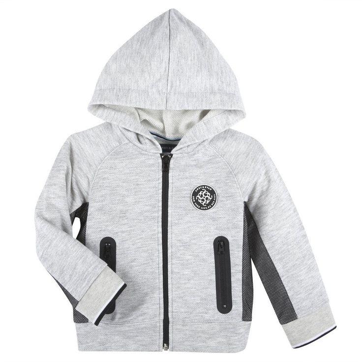 Grey Hoodie Separate