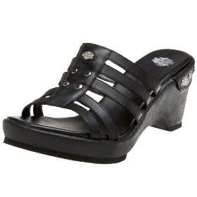 Sexy Harley Davidson Women's Clothing | Harley Davidson Shoes: Harley Davidson Tara Sandal For Women