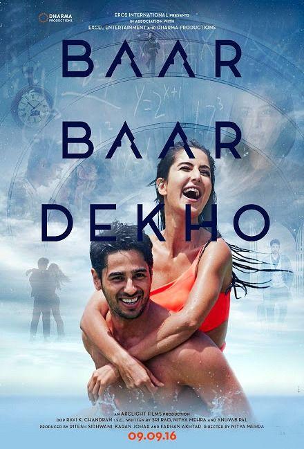 New look of katrina kaif movie bar dekho Released date: 9 sept