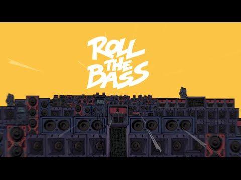 Major Lazer - Roll The Bass (Official Lyric Video)