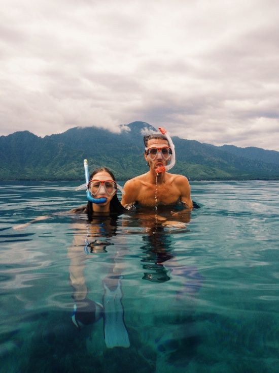 Couple spends the year travelling the world. Sarah Irene Murphy x VSCO Cam®   VSCO