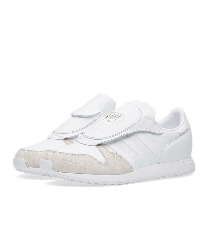 HYKE x adidas Originals Micropacer: White