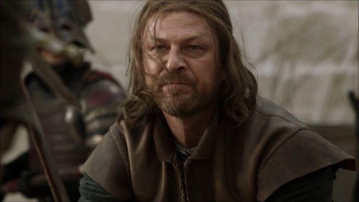 Eddard Stark VS Jaime Lannister