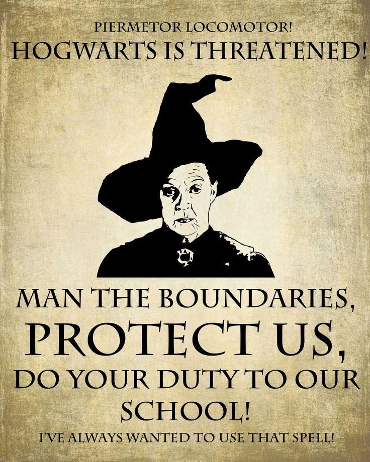 Hogwarts final battle