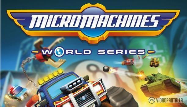 La franquicia de videojuegos Micro Machines vuelve de nuevo para presentar en PlayStation 4 Xbox One y PC Windows Micro Machines World Series de la mano de Codemasters&Koch Media. Con solo echarle un vistazo ya se aprecia que mantiene el espíritu de la serie ahora con gráficos en alta resolución que te llevan de una a otra localización en estos vehículos en miniatura. No requiere una excesiva habilidad al tiempo que su clasificación PEGI 3 lo hace adecuado para todas las edades. El control…