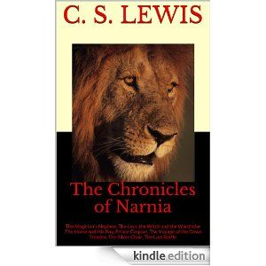 The Chronicles of Narnia Complete 7-Book Collection - very good price and quite readable. No glaring errors.