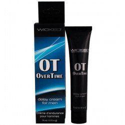 Wicked Overtime - Delay Cream for Men