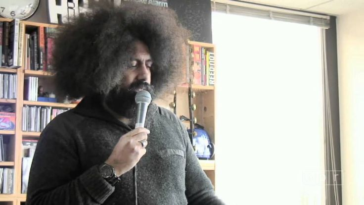 Reggie Watts, musical comedian, is featured on NPR Music's Tiny Desk Concert. Listen for more Reggie on THE JIM GAFFIGAN SHOW. Discover full episodes at http://www.tvland.com/shows/the-jim-gaffigan-show.