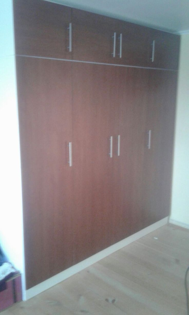 armarios de melamina a medida e instalados
