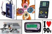 Nostalgia Bareng Gadget Jaman 90-an