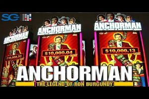Scientific Games release their new Anchorman:  Legend of Ron Burgundy #slot based on the hilarious 2004 comedy- http://freeslotmoney.com/anchorman-the-legend-of-ron-burgundy-slot/