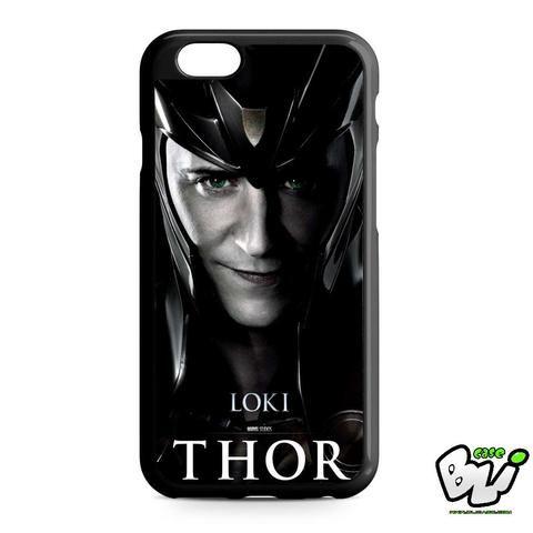 Tom Hiddleston Loki Thor iPhone 6 | iPhone 6S Case
