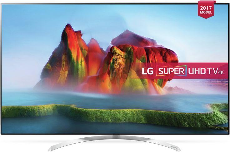 LG 55SJ850V 55 Inch Smart 4K Ultra HD TV with HDR.: The LG 55SJ850V Smart TV has incredible picture… #argosuk #argos #uk #ukonlineshopping http://mytvs.co.uk/4k-ultra-hd-tv/