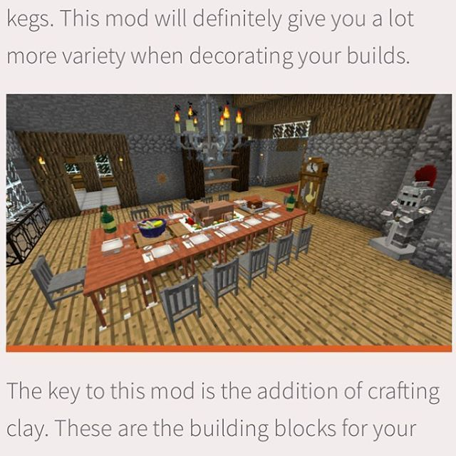 Luv to buy Minecraft mods as soon as they add them to PE. #minecraftmods