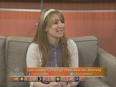 I am London Campaign showcases our diversity - London - Rogers TV
