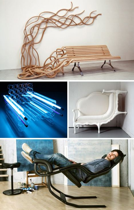 25 best ideas about cool furniture on pinterest awesome for Interesting furniture