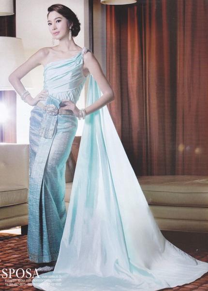 thailandweddings wedding dress thailand