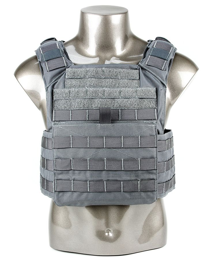 Banshee Plate Carrier - Wolf Gray