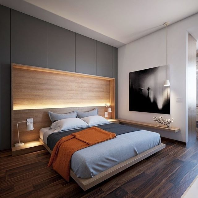 25 best ideas about contemporary bedroom on pinterest for Bedroom modern design
