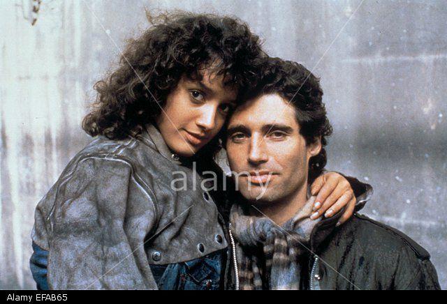Jennifer Beals & Michael Nouri Flashdance (1983) Stock Photo ...
