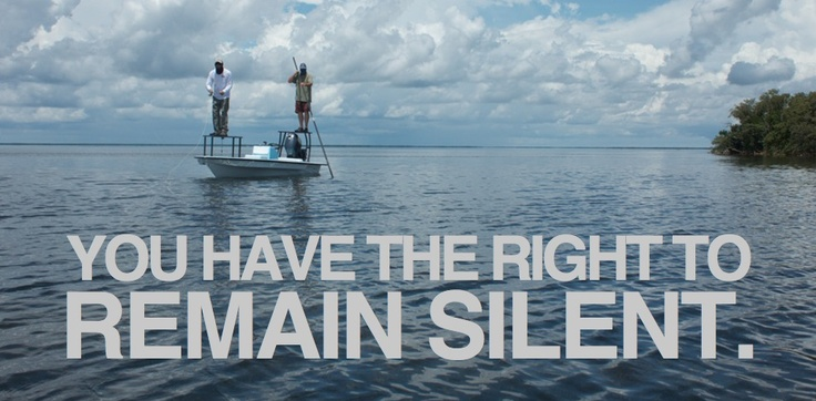 Wrote this for a client's ad and website. The Islamorada 18 is the world's most advanced technical poling skiff, offering absolute stealth.