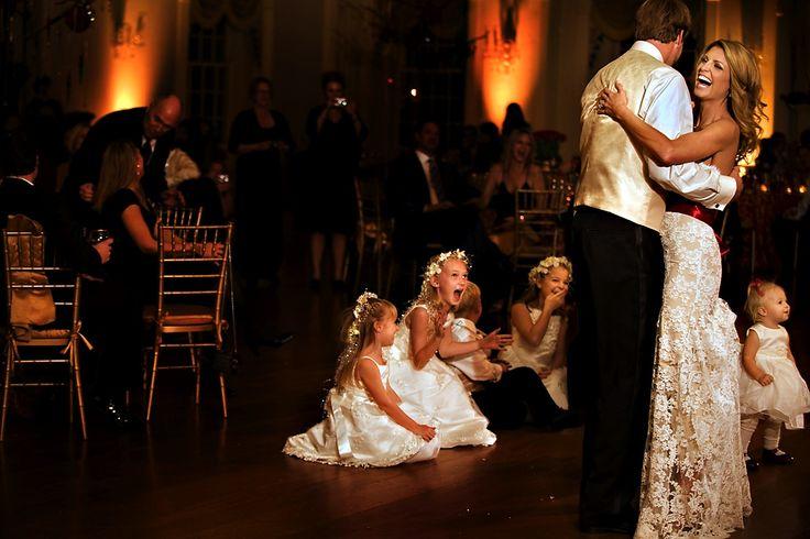 A wonderful wedding moment by Susan Stripling