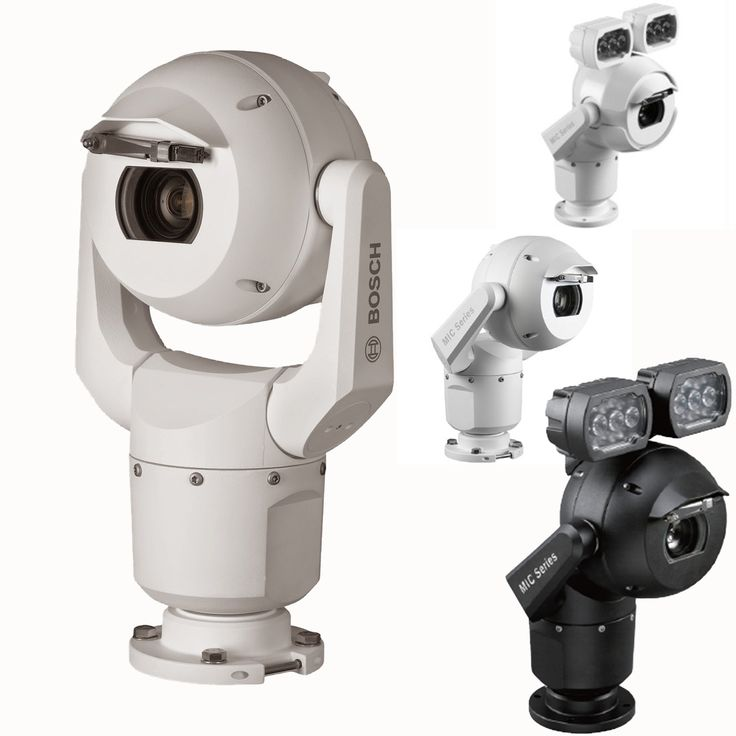 A2Z Security Cameras has your Bosch Security System needs. Check out the latest Bosch MIC 7000 IP PTZ Camera Dynamic HD, it yields superior technology from 1080P High Definition to 30x zoom, IP68 weatherproof rating, WDR, DNR, PoE, even intelligent video analysis and optional IR LED Array. (http://www.a2zsecuritycameras.com/ip-network-security-cameras.html)