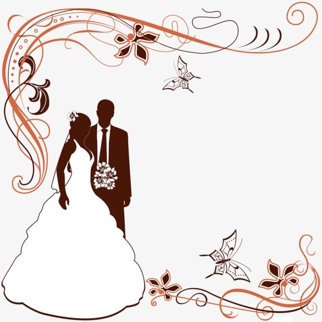 Wedding Border Vector Material Romantic Vector Decoration Png Transparent Clipart Image And Psd File For Free Download Wedding Borders Wedding Background Wallpaper Wedding Invitation Background