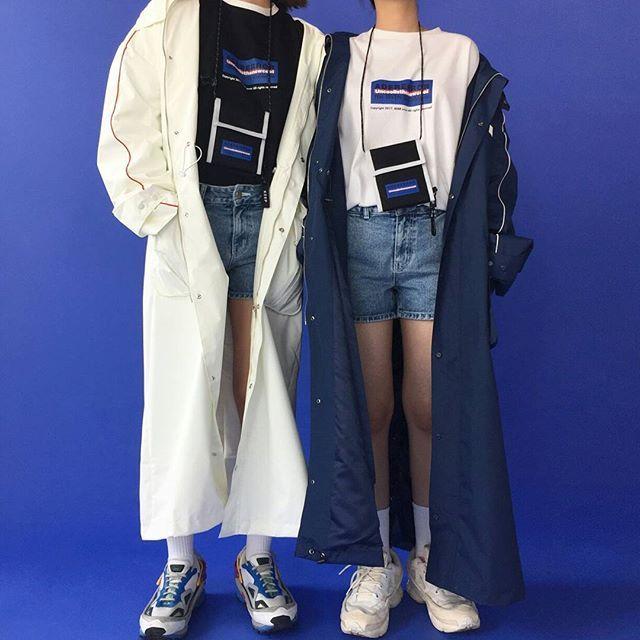 A Twin  Rain coat ☔☔  #ader #adererror