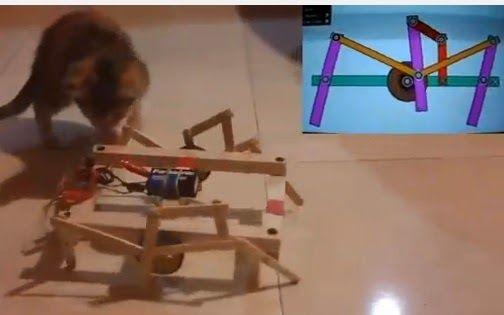 Como hacer un #Robot Araña - Hexápodo | #Robótica Educativa