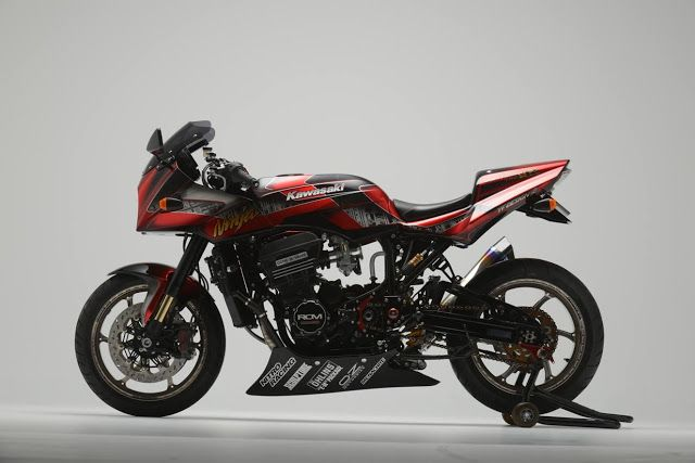 Racing Cafè: Kawasaki GPZ 900 R RCM-384 Sport Package Type-RR by Sanctuary Tokyo West