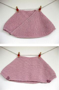 D.I.Y.   Cache-coeur - free pattern - La maglia di Marica