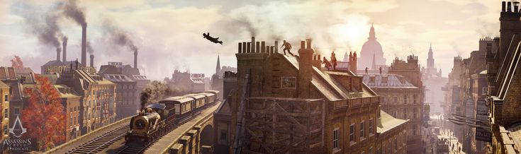Assassin's Creed Syndicate is everything that's great and terrible about the series | The Verge