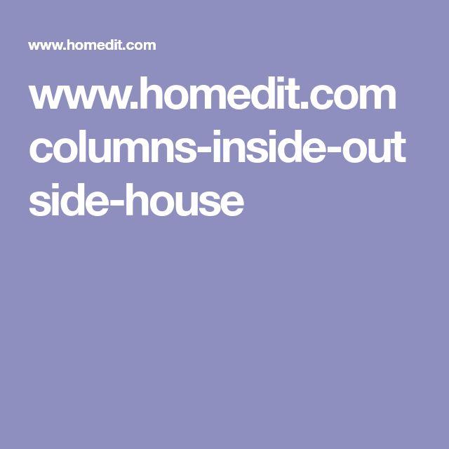 www.homedit.com columns-inside-outside-house