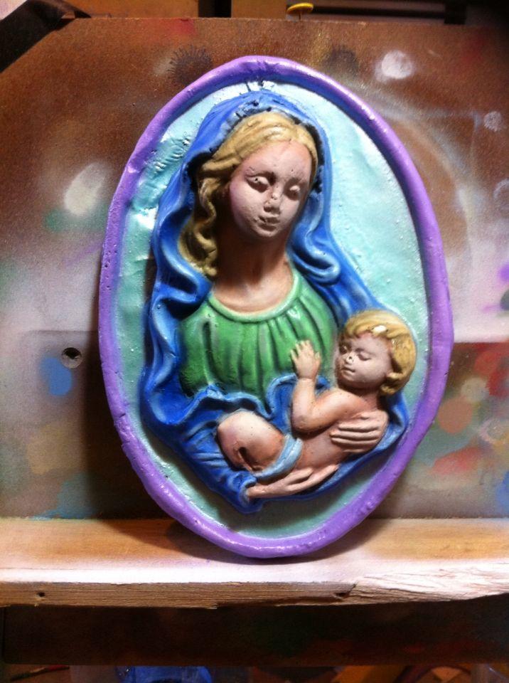 Madonna con bambino  Frart