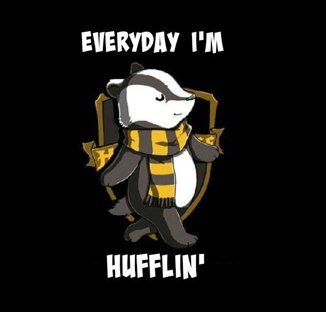 Those sexy Hufflepuffs